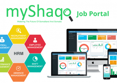 myShaqo Job Portal