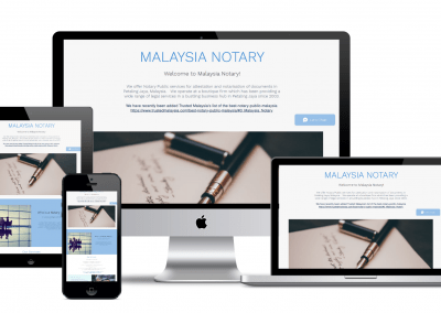 Public Notary, Ministry Of Foreign Affairs Malaysia