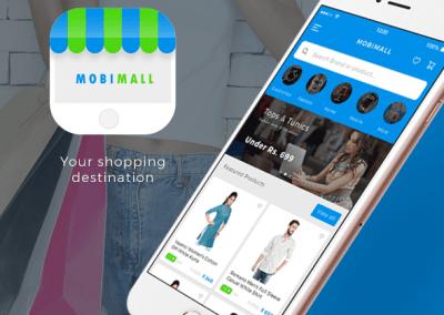 MobiMall Online Shop