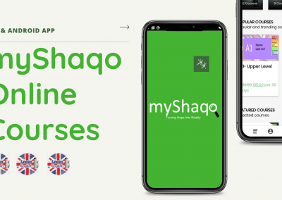 myShaqo Online Courses