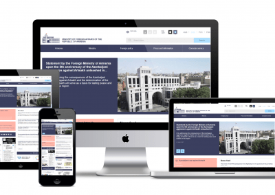Ministry Of Foreign Affairs – Website Portal