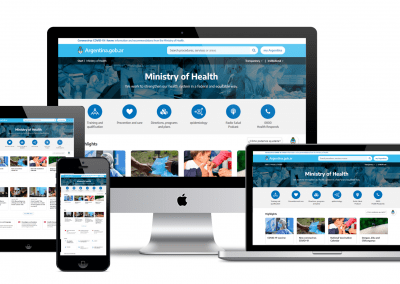 Ministry Of Health Website Portal