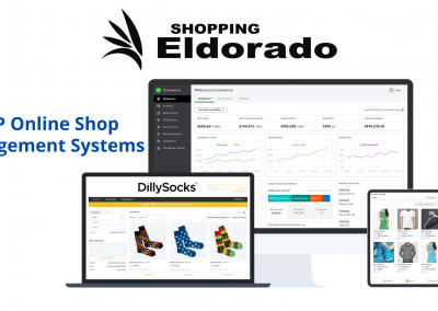 Eldorado Online Shop Management System