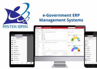Ministry Of Research & Tech ERP e-Government Management System