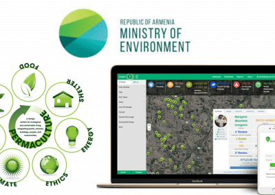 Ministry Of Environment ERP Management Ssystem